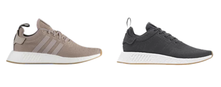 A bunch of Adidas NMD's on sale for just $65