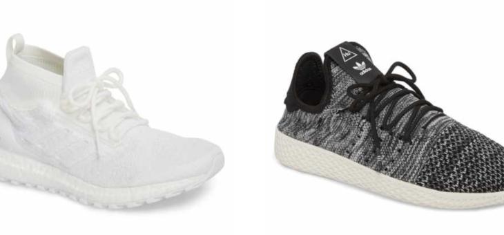 40% off Adidas footwear + Free Shipping