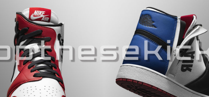 Air Jordan 1 XX Rebel Release Links