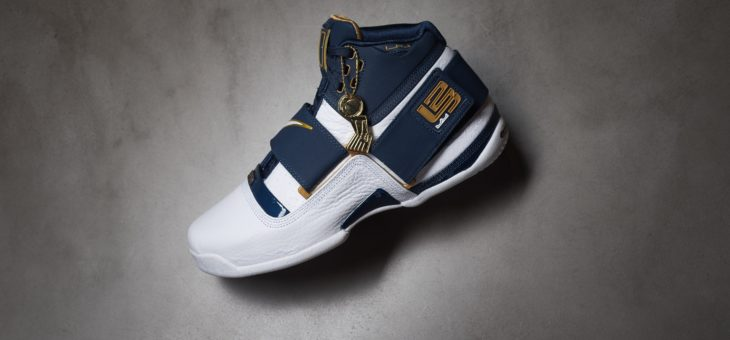 """LeBron Zoom Soldier 1 Art of a Champion """"25 Straight"""" Release"""