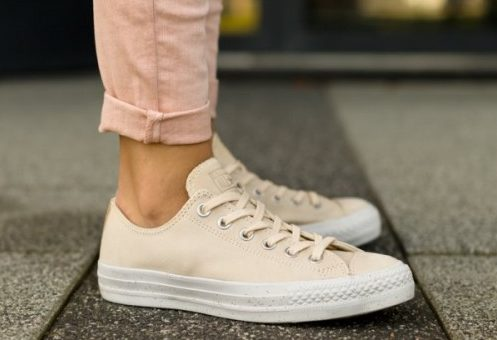 Converse Chuck Taylor All-Star Ox Nubuck BLOWN OUT at just $15