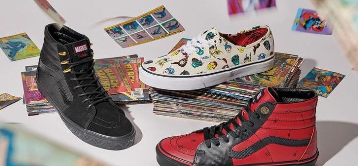 25% off the Marvel x Vans Collection