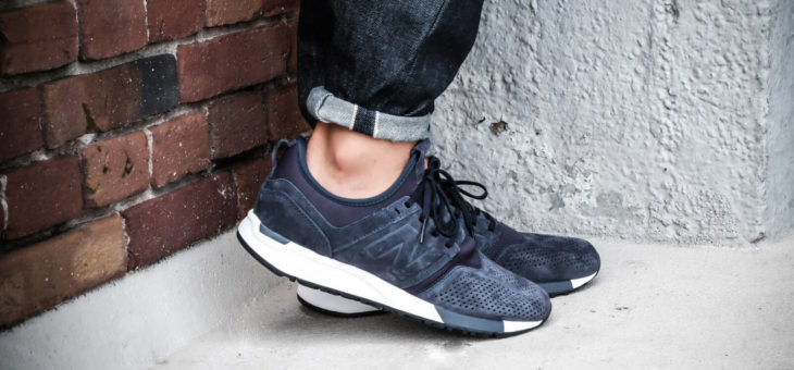 New Balance MRL247 Knit Black on sale for just $22 (normally $90)