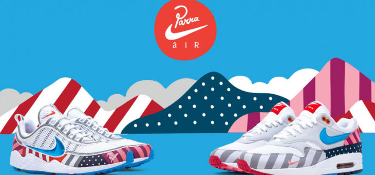Parra x Nike Raffles and Release Links