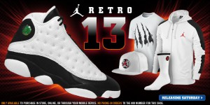 Jordan Retro 13 He Got Game