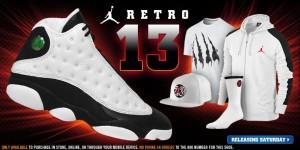 Jordan Retro 13 He Got Game