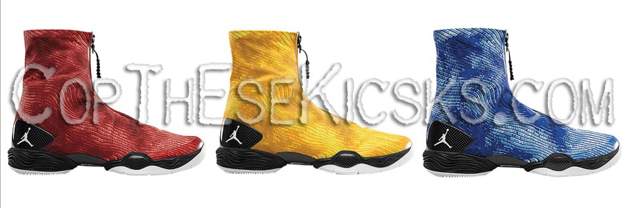 Air Jordan XX8 (28) Color Pack