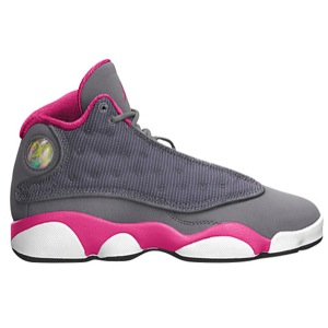 Gray Pink Retro 13 Girls