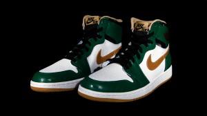 Jordan Retro 1 OG Clover AKA Celtics