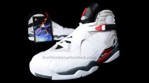 Jordan Retro 8 4/20 Retro Card