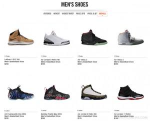 Nike.com 4/10 online restock