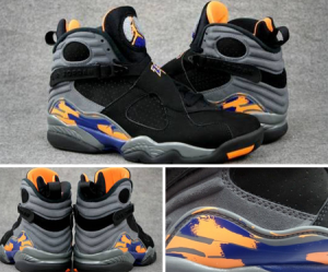 Jordan Retro 8 Suns Launch Links