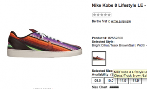 Kobe 8 Lifestyle NSW LE Mexican Blanket Online