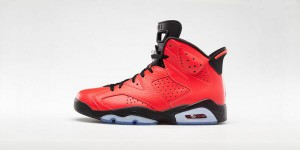 Jordan Retro 6 Infrared Black Restock