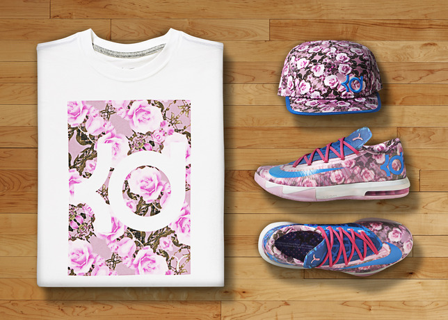 KD VI Aunt Pearl Shirt and Hat