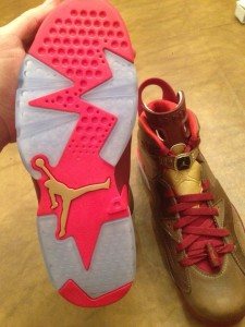 Air Jordan Retro 6 Champion Cigar Release Date