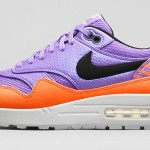 AIR MAX 1 FB MERCURIAL PACK Atomic Violet/Black-Total Orange