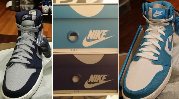 Jordan Retro 1 KO Rivalry Pack Releasing