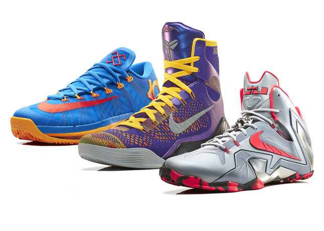 2014 Nike Basketball Elite Team Collection