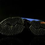 LeBron 11 EXT Blue Suede Sole