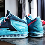"LeBron 11 Low Blue Orange ""Swingman"""