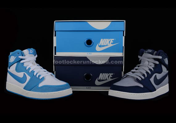 air jordan retro 1 KO rivalry pack AJKO