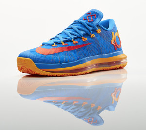 KD VI Elite Team Collection Atomic Mango