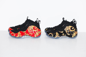 Supreme x Nike Air Foamposite One