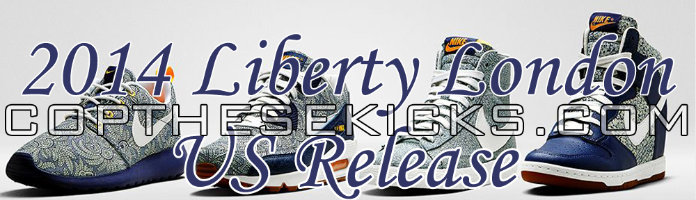 Liberty x Nike Pack Back In Stock