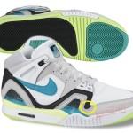 Nike Air Tech Challenge II 2 Turbo Green