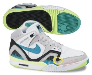 Nike Air Tech Challenge II 2 Turbo Green