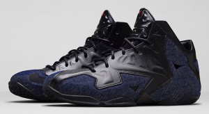 LeBron 11 EXT Denim