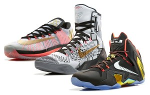 2014 Nike Elite Gold Pack