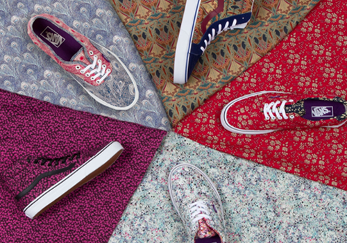 Vans x Liberty Pack On Sale