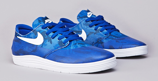 brand new 0cb27 c60e5 Nike SB Lunar One Shot WC World Cup Plantlife x Game Blue