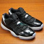 Air Jordan Retro 11 Low Black Cement 6/14 2014