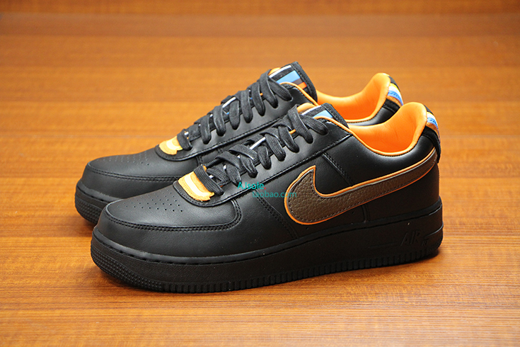 another chance 6355d 52219 Nike x Riccardo Tisci Air Force 1 AF1 Low Black