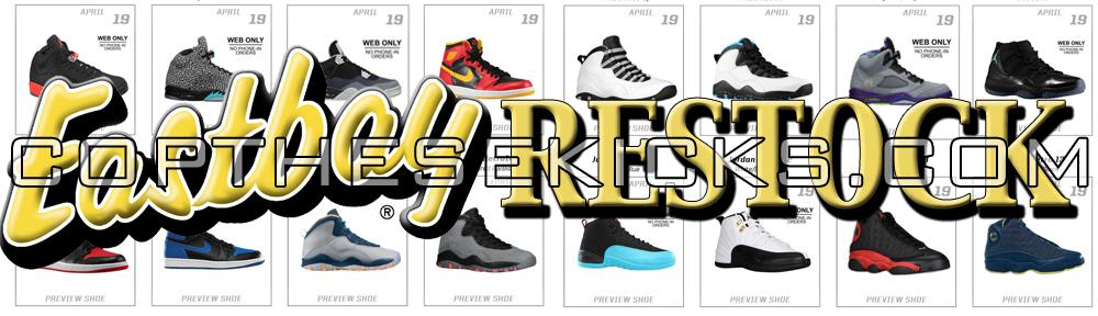 7c6818db53e1d5 Huge Eastbay Jordan Retro Restock April 19th - Cop These Kicks