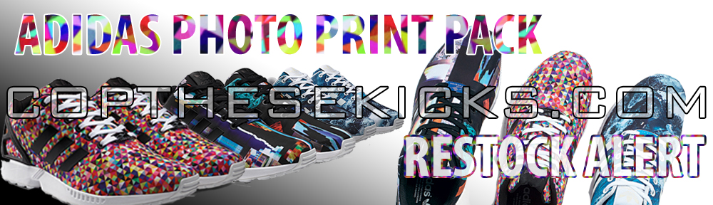 ZX Flux Photo Print Pack Prism Restock