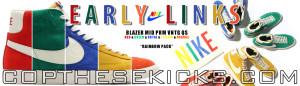 Nike Blazer Mid Vintage QS Rainbow Pack