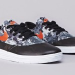 Nike Lunar SB One Shot World Cup Floral x Safety Orange