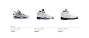 Nike Online Restock 4/19