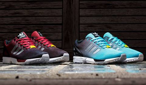many fashionable good out x 100% high quality Adidas ZX Flux Reflective Pack - Cop These Kicks