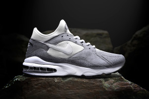 size x nike air max 93 metal silver