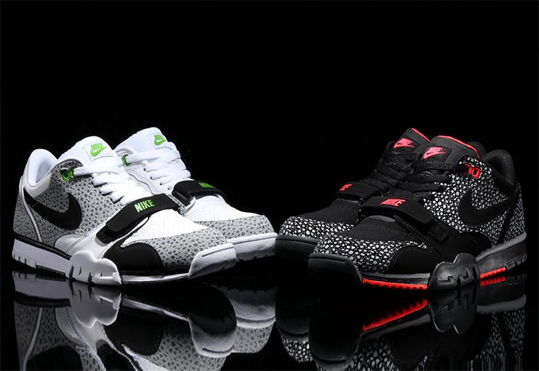 Nike Air Trainer 1 Low Safari Pack