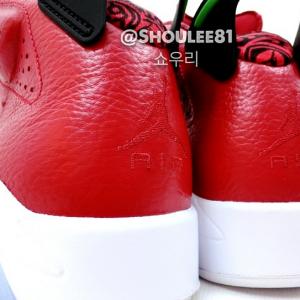 Air Jordan Retro 6 Spizike History Of Jordan Varsity Red