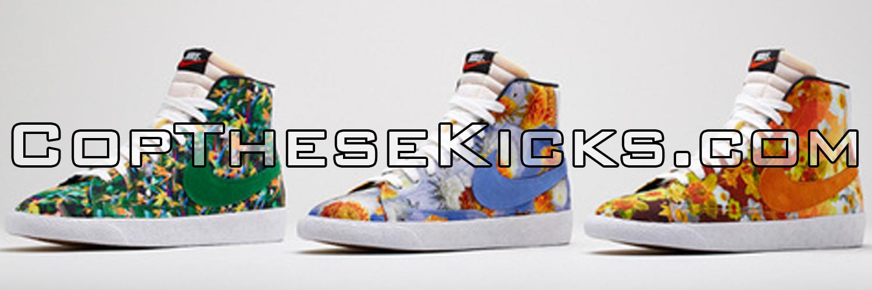 Nike Blazer Floral Pack Release Info