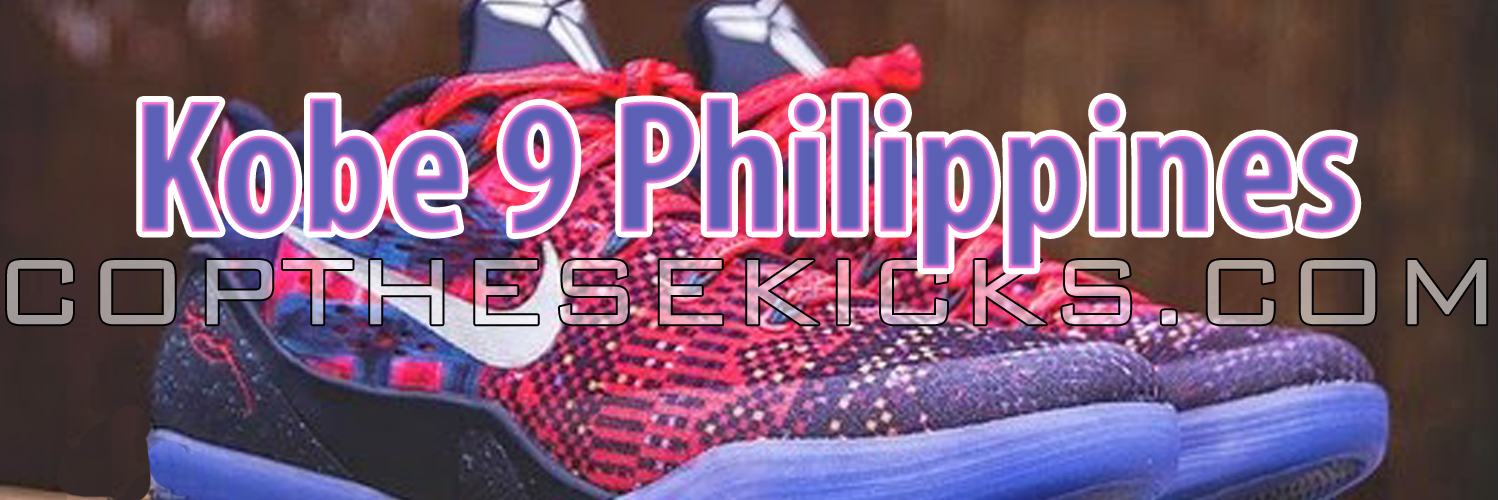 Kobe 9 Philippines Release Date