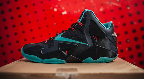 LeBron 11 On Sale for $127
