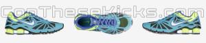 Nike Shox Rio 658511-400